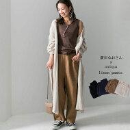 品のいいベーシック服。飽くことなきスタイリングを。テーパードパンツ・1月25日20時〜発売。##×メール便不可!