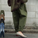 パンツ 着心地の良さはお墨付き。最旬シルエットのサーカスパンツ・10月15日0時〜発売。メール便不可