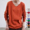 万能綿knit、最旬シルエットで完成。綿ニットトップス・2月5日0時〜再再販。メール便不可 母の日