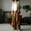 サロペット モード感高まる2wayデザインで大人が穿きたい拘りの一着に。 送料無料・再販。メール便不可