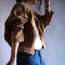 綿、麻素材でナチュラルに。ノーカラーショート羽織り・1月20日20時〜再再販。『ショート丈・ノーカラー・タックでふんわり。##