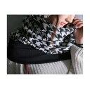 スヌードでスカートってスゴイ。2WAYスカート・12月13日20時〜再販。千鳥格子##「G」