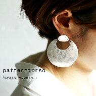 アンティークな雰囲気纏う、印象的なデザイン。モチーフピアス・##