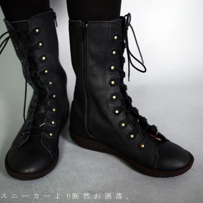 made in japanの頼れる。本革デザインブーツ・再再販。「G」##×メール便不可!