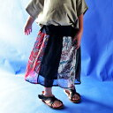 見る人を虜にする切替えフレアスカート。花柄ロングスカート★『ふわり空気を纏った極上の透け感。 』