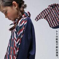 柄使いと配色がセンス良い。レトロドルマンシャツ・12月15日20時〜発売。(50)◎メール便可!