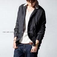 風合いが作り出す、羽織るだけで雰囲気あるお洒落に。ウール混ジャケット・##