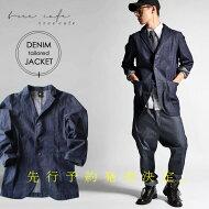装いを一新。一目で惚れ込んだデニムの風合い。デニムジャケット・##