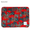 BIMO fashion 13 inches of cute colorful 13.3 PC case PC case PC cover laptop sleeve note PC document case fruit pineapple banana red-yellow dark blue white
