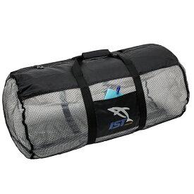 メッシュバッグ Lサイズ 40×81 ダイビングシューノーケリング シュノーケルセットスノーケルセット 軽器材 収納 あす楽ダイビングバッグ IST SPORTS