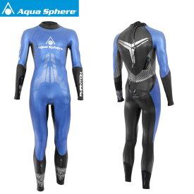 アクアスフィア AquaSphere ファントムスーツ MEN ワンピーストライアスロン ウェットスーツ SUITS MEN ONE-PIECEトライアスロンスーツ フルスーツ ウエット メンズ