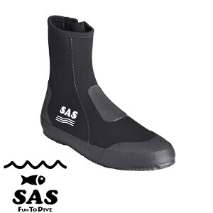 SAS MCブーツ 3mm エムシーブーツ エスエーエス サス