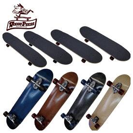 ウッディプレス サーフスケート WOODY PRESS ロングスケートボード WOODY 36インチスラスター2搭載モデル ABEC7 スケボー スケートボード
