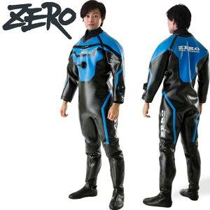 ZERO ゼロ ADVENTURE 2-SL DRY SUITSドライスーツ メンズ MENSアドベンチャー 2mm 3.5mm 5mmラジアルドライスーツ SPORTS スポーツ ダイビング 大きいサイズ メンズ 男性 DRY 防寒 保温 あったか マリンスポー