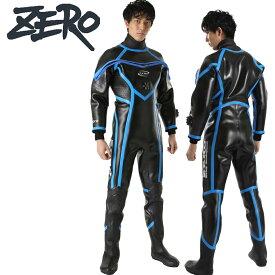 ZERO ゼロ LEGEND 3 DRY SUITSドライスーツ メンズ MENS2mm 2ミリ ラジアルドライスーツ スポーツ SPORTS 3-24 ダイビング大きいサイズ メンズ 男性 DRY 防寒 保温 あったか マリンスポーツ
