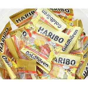 ハリボー グミ ミニ ゴールドベア お菓子 お試し 35袋