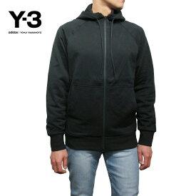 Y-3【ワイスリー】メンズ ジップパーカー【Y-3 CLASSIC ZIP HOOD】【CY6900】【BLACK】Yohji Yamamoto adidas ヨウジヤマモト アディダス TOPS SWEAT HOODIE スウェット ブラック 黒 あす楽対応