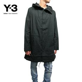 Y-3【ワイスリー】メンズ モッズパーカー【M MOD PARKA SHIRT】【DP0564】【BLACK】Yohji Yamamoto adidas ヨウジヤマモト アディダス OUTER モッズコート あす楽対応