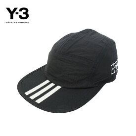 【レターパック対応】Y-3(ワイスリー)Y-3 REVERS CAP(リバーシブル キャップ)(BLACK)(FH9273)Yohji Yamamoto adidas メンズ レディース 男女兼用 ユニセックス ハット 帽子 キャンプキャンプ ジェットキャップ ロゴ ブラック 黒 あす楽対応