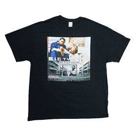 CASH MONEY RECORDS & BRAVADO & VFILES MERCHANDISEプリント Tシャツ【BIG TYMERS T-SHIRT】【BLACK】半袖 プリント S/S T-SHIRT SHORT SLEEVE TEE HIPHOP ヒップホップ 新品 あす楽対応