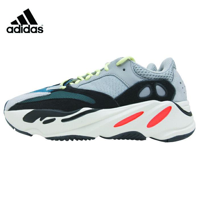 海外買い付け正規品 adidas YEEZY BOOST 700【アディダス イージー ブースト 700】【WAVE RUNNER】【B75571】【MGSOGR/CWHITE/CBLACK】KANYE WEST メンズ 男性用 靴 スニーカー あす楽対応
