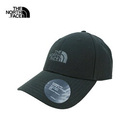 海外限定モデル THE NORTH FACE(ザ・ノースフェイス)コットン 6パネルキャップ(66 CLASSIC HAT)(TNF BLACK)CAP 帽子 ワンポイント ロゴ キャップ アウトドア ストリート 男女兼用 メンズ レディース ブラック あす楽対応