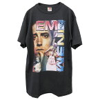 EMINEM(エミネム)オフィシャルTシャツ(THEREALSLIMSHADYT-SHIRT)(BLACK)新品海外限定Tシャツブラックあす楽対応レターパック対応