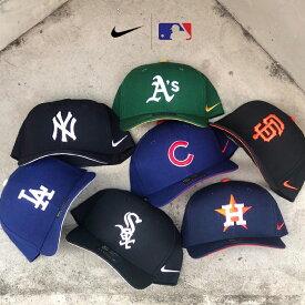 海外限定モデル NIKE(ナイキ)スナップバックキャップ(NIKE×MLB SNAPBACK CAP)SWOOSH CAP CLASSIC99 DRI-FIT 6パネル キャップ 帽子 野球 メジャーリーグ ベースボールキャップ スウッシュ ロゴ コラボ 男女兼用 メンズ レディース ユニセックス あす楽対応