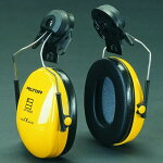 イヤーマフH510P3Eぺルター製(遮音値/NRR21dB)(3M/PELTOR)(防音/しゃ音/騒音対策)