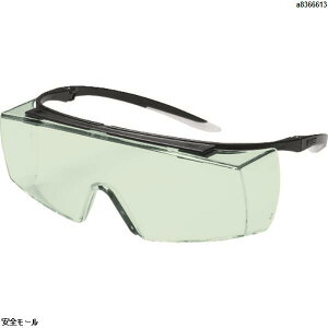 UVEX 一眼型保護メガネ スーパーf OTG オーバーグラス(調光レンズ) 9169850 1個