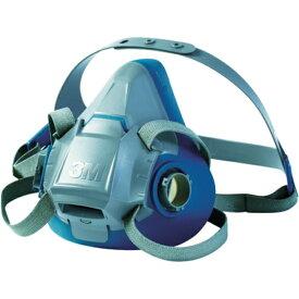 3M 防毒マスク面体 6500 Mサイズ 防じんマスク兼用(区分3) 6500MCL3 1個