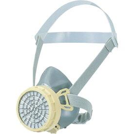 シゲマツ/重松 直結式小型防毒マスク GM34T(M/L) PP GM34TMLPP 1個 ガスマスク