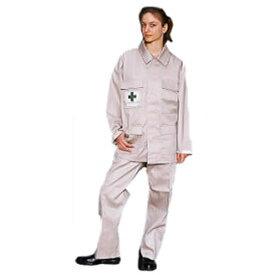 日本エンコン 耐熱・防炎 プロバン作業服E-5(下衣) (涼しく着こなせるプロバン作業服(下衣))