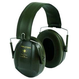 イヤーマフ H515 ブルズアイI ミリタリーグリーン ぺルター製 遮音値 NRR21dB 3M PELTOR 防音 しゃ音 騒音対策 イヤマフ