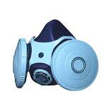 【PM2.5/大気汚染/黄砂対策】【興研】取替え式防塵マスク1021R-06(RL2)【粉塵/作業用/医療用】