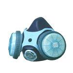 【PM2.5/大気汚染/黄砂対策】【興研】取替え式防塵マスク1122R-03(RS2)通常サイズ【粉塵/作業用/医療用】