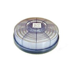 興研 防塵マスク用 交換アルファリングフィルタ LAS-1(1121R/1191D用)2個/1組 防塵マスク 粉塵/作業用/医療用 防じんマスク