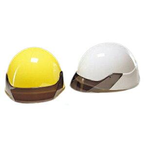 DIC/ディック PC素材 ヘルメット SP-25 (ライナー無) (安全用/工事用/防災)(地震対策)