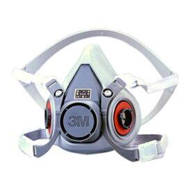 3M/スリーエム 防毒マスク 6000 半面形面体 ガスマスク 作業用マスク 防どくマスク