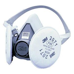 3M/スリーエム 防塵マスク 取替え式 6000/2071-RL2 粉塵 作業用 防じんマスク