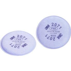 3M/スリーエム 防塵マスク用 徳用交換フィルター 2071(1箱10組入) (粉塵/作業用/医療用)