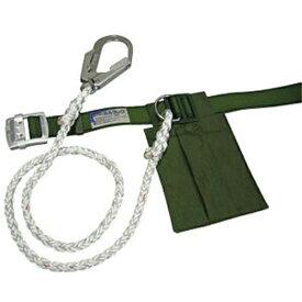 サンコー/タイタン 一般高所用 安全帯 カルラック 50-24AP (一本つり専用、ロープ式、ロングセラー)