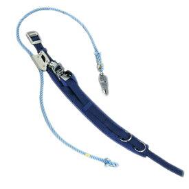 (送料無料) サンコー/タイタン 柱上用 安全帯 DライトSACV16 (U字吊り・1本吊り兼用 ショックアブソーバー内蔵)