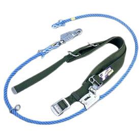 (送料無料) サンコー/タイタン 柱上用 安全帯 CT-4 (U字つり・一本つり兼用使用限界を知らせる赤芯入りロープ)