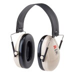 イヤーマフH6Fぺルター製(遮音値/NRR21dB)(3M/スリーエム)(防音/しゃ音/騒音対策)