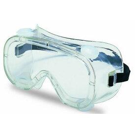 作業用ゴーグル RG-5 (クリアレンズ) 理研化学 マスクと併用可能なオンタイプ(花粉・粉塵/安全保護/医療用)