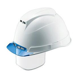 【2021年3月廃番予定】タニザワ/谷沢製作所 ABS素材ヘルメット ST#1330V-SE ワイドシールド付(作業用品/工事用/産業用/遮音/防音/安全保護/現場)(地震対策)