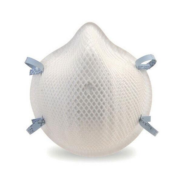 (マスク PM2.5) 使い捨て式 防塵マスク 2207DS2 MOLDEX/モルデックス Mサイズ 20枚入 大気汚染 火山灰対策 粉塵 作業用 医療用 防じんマスク mask(地震対策)