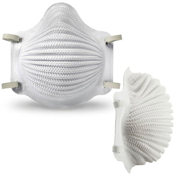 MOLDEX モルデックス 使い捨て式 防塵マスク 4200DS2 (S/Mサイズ) 10枚入 PM2.5 マスク 女性 大気汚染 火山灰対策 粉塵 作業用 医療用 防じんマスク(地震対策)