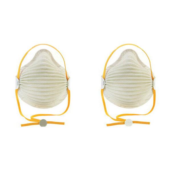 (PM2.5 マスク 女性)防塵マスク 使い捨て式 4600 DS2 モルデックス S Mサイズ 10枚入 使い捨て式防塵マスク 大気汚染 作業用 医療用 防じんマスク(地震対策)